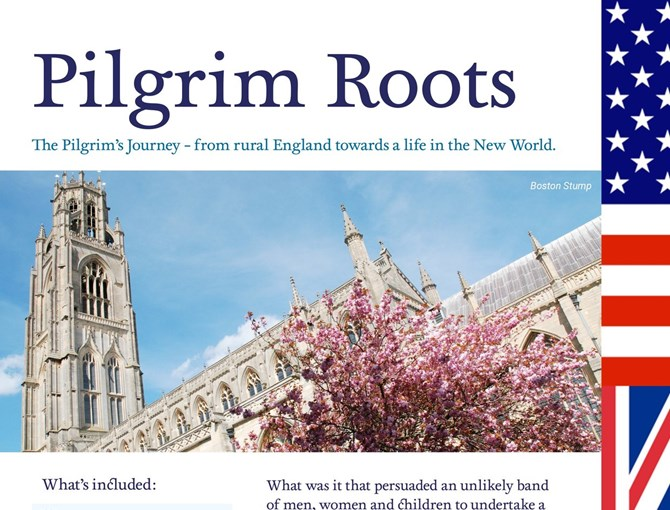 Pilgrim Roots Itinerary
