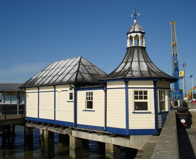 Harwich Ha'penny Pier and Visitor Centre