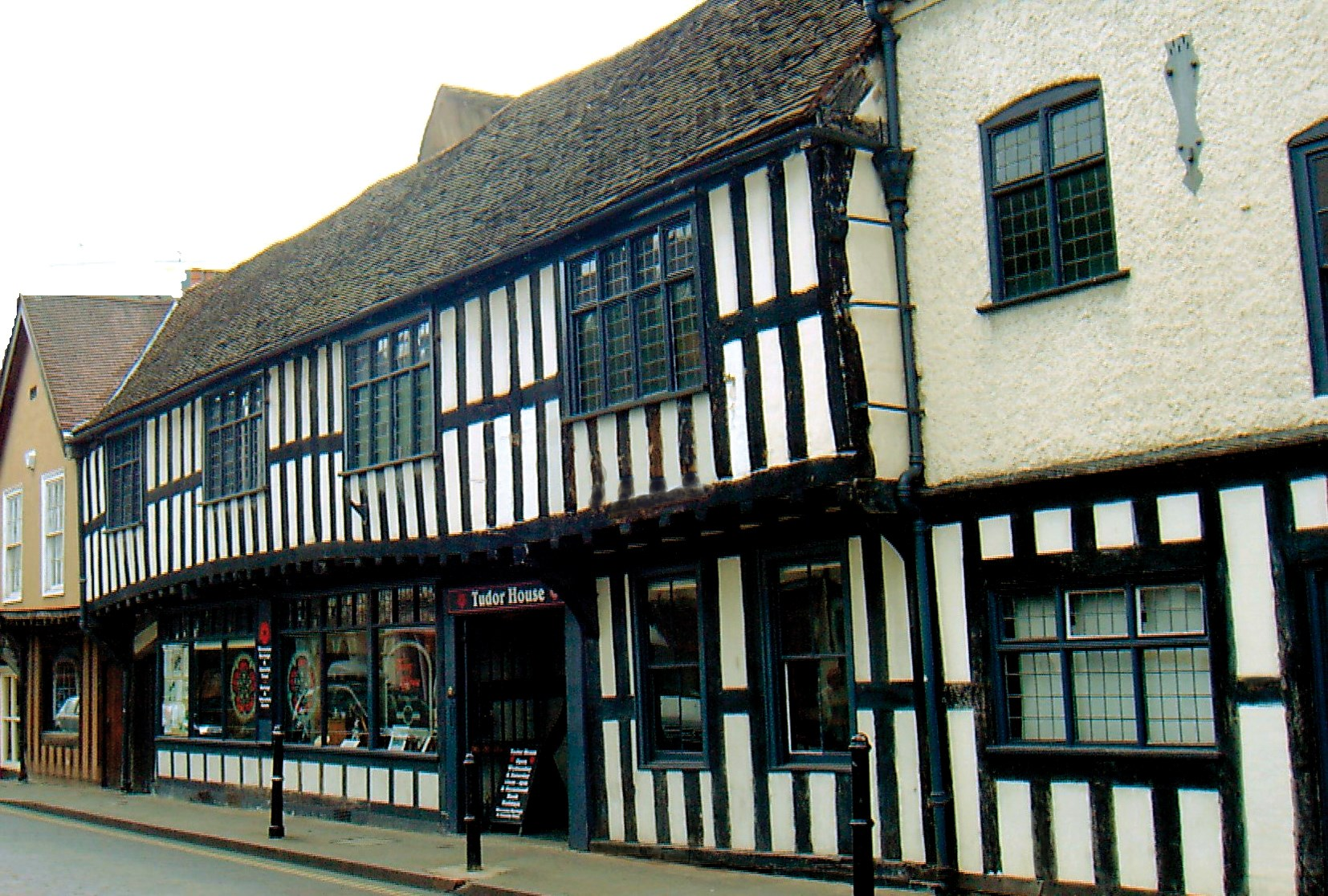 Tudor House Worcestershire