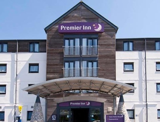 Premier Inn Sutton Harbour