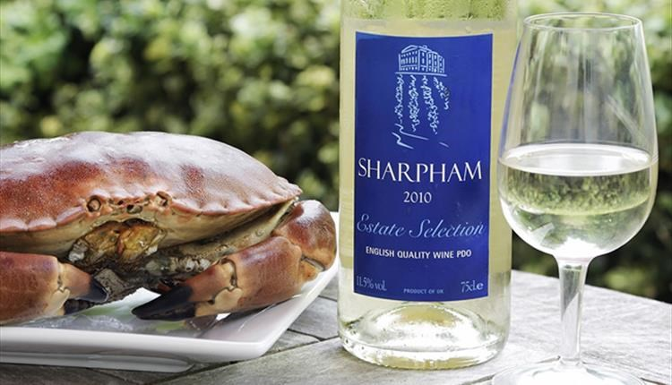 Sharpham Vineyard and Cheese Dairy