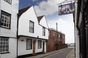 Christopher Jones House in Harwich