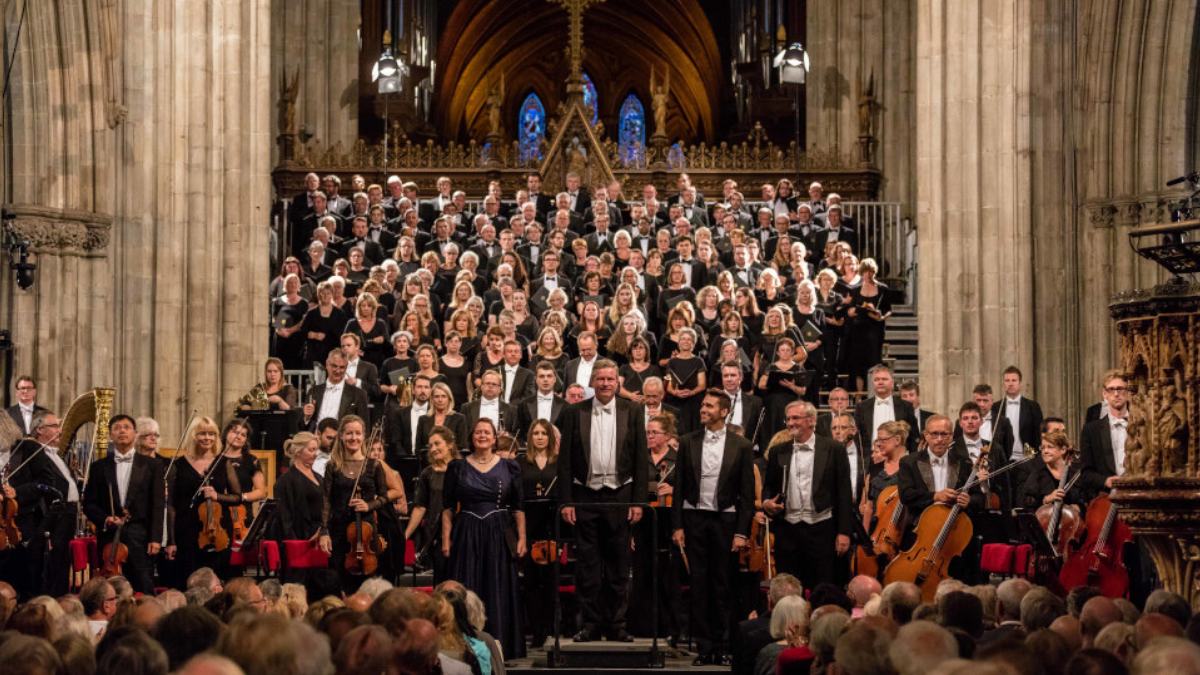 Three Choirs Worcester